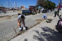 ZEKİ MÜREN - Bodrum'da Zeki Müren Caddesi Çalışmaları Sona Erdi