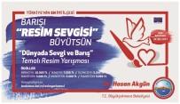 RESİM YARIŞMASI - Büyükçekmece Belediyesi Resim Yarışması Düzenliyor