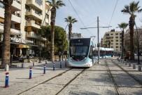 MASA SANDALYE - Büyükşehir'den Cengiz Topel Caddesi'ne Yeni Düzenleme