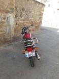 Çalınan Motosiklet Bulundu