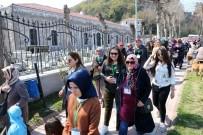 ÇANKAYA BELEDIYESI - Çankaya Belediyesi 'Mutluluk Hepimizin Hakkı' Kültür Gezileri Devam Ediyor