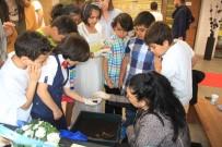 KARTAL BELEDİYESİ - Çocuklar Bilim Şenliğinde Kırmızı Solucanla Tanıştı
