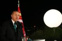 İBRAHİM TATLISES - Cumhurbaşkanı Erdoğan Açıklaması 'Taksim'deki Atatürk Kültür Merkezi'nin Projesi Şu Anda Bitti'