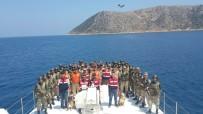 KAÇAK KAZI - Dana Adası'na Operasyon