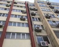 ALSANCAK - Deprem Sonrası İzmir'in Göbeğinde Korkutan Görüntü