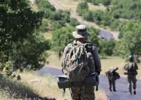 GÜVENLİK GÖREVLİSİ - Dicle'de Operasyon Sürüyor