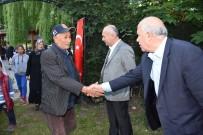GAZİLER DERNEĞİ - Dursunbey'de 'Gönlümüz Bir, Soframız Bir' İftarı