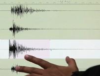 ATEŞ ÇEMBERİ - Endonezya'da 5,6 büyüklüğünde deprem