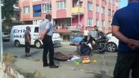 ZİYNET EŞYASI - Girdikleri Evi Soyan Hırsızlık Zanlıları Polisten Kaçamadı