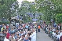 AHMET GENCER - Gölbaşı İlçesinde 5 Bin Kişiye İftar Yemeği Verildi