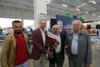 MUSTAFA AK - Halk İftarı Ozanlar'da Yapıldı