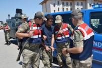 Hatay'da Suriye Uyruklu PKK'lı Yakalandı