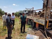 İl Özel İdaresi Su Sıkıntısı Çekilen Köylerde Sondaj Çalışması Başlattı