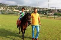 İskenderun'da At Biniciliğine İlgi Artıyor