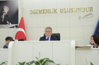 HÜSEYIN MUTLU - İzmir Büyükşehir Belediye Meclisinde Gündem Statlar