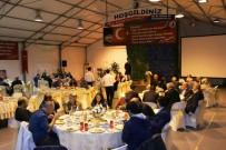 KARTAL BELEDİYESİ - Kartal Belediyesi Muhtarları İftar Yemeğinde Ağırladı