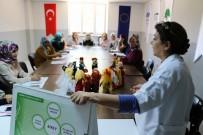 KAYIT DIŞI İSTİHDAM - Kayıt Dışı Çalışan Kadınlar İstihdama Kazandırılıyor