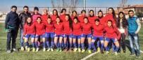 YEŞILTEPE - Kayseri Gençlerbirliği Kadın Futbol Takımı Malatya Yolcusu