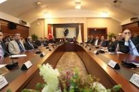 ABANT İZZET BAYSAL ÜNIVERSITESI - KBÜ Batı Karadeniz Üniversiteler Birliği Toplantısı'na Ev Sahipliği Yaptı