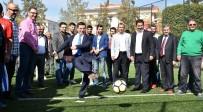 FUTBOL SAHASI - Kepez'den Spora Yeni Bir Tesis