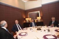 BAĞIMSIZ MİLLETVEKİLİ - Kılıçdaroğlu, Ümit Özdağ İle İftarda Bir Araya Geldi