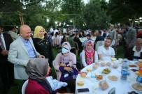 MIMARSINAN - Kocasinan Belediyesi Ailesi, İftar Sofrasında Buluştu