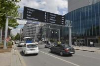 ÜÇPıNAR - LED'li Ekran Sürücülere Kolaylık Sağlıyor