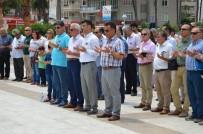 SAYGI DURUŞU - Milas'ta Şehit Öğretmen Aybüke Anısına Tören Düzenlendi