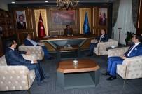 KIŞ OLİMPİYATLARI - Milletvekili Aydemir'den Başkan Bulutlar'a Yatırım Övgüsü