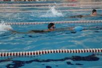 TÜRKİYE YÜZME FEDERASYONU - Minik Yüzücüler Türkiye Şampiyonasına Katılacak