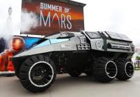 ROBOTLAR - NASA, Kızıl Gezegeni Keşfedecek Konsept Aracı Tanıttı
