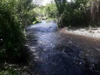 SÜTLÜCE - OSB'den Akan Atık Suya Tepkiler Sürüyor