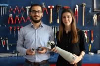 UZUV - Mühendislik Öğrencileri İş Kazalarına Biyonik Kol İle Çare Bulacak