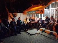 KÖKSAL ŞAKALAR - Özkaya Sahurunu Gazi Uluhan'ın Evinde Yaptı