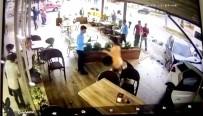 Pastanede Son Bulan Trafikteki Kovalamaca Güvenlik Kameralarına İşte Böyle Yansıdı