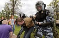 PETERSBURG - Rusya'da 650 Protestocu Gözaltına Alındı