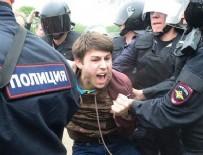 PETERSBURG - Rusya karıştı: Yüzlerce gözaltı var
