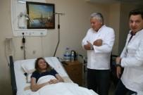 BELDEN - Sakartepe Kazasında Ağır Yaralanan Simge Sinur Yeniden Hayata Bağlandı