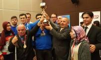 GÖRME ENGELLİLER - Satranç Olimpiyatları'nda Türkiye'yi Çankaya Temsil Edecek