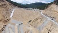 Şehit Tayfur Çankaya Barajı İçin Çalışmalarından Sona Yaklaşıldı