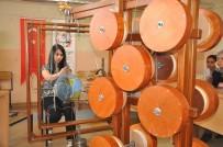 PROFESÖR - Sivas'ta Küre Halı Üretildi