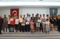 ÖDÜL TÖRENİ - Söke'de Ulusal Satranç Turnuvası Heyecanı Sona Erdi