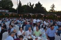MEHMET CEYLAN - Tekirdağ Esnaf Ve Sanatkarlar Kredi Ve Kefalet Kooperatifi İftar Düzenledi