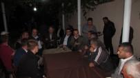 BÜLENT TURAN - Turan, Sazak Köyünü Ziyaret Etti