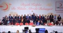 SULTANGAZİ BELEDİYESİ - Türk Kızılay'ından Sultangazi Belediyesine Altın Madalya