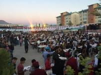 YÜZÜNCÜ YıL ÜNIVERSITESI - Tuşba'da 'Kardeşlik Sofrası'na Yoğun İlgi