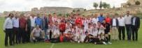HAKEM KURULU - U14 Türkiye Şampiyonu Samsun Kadıköyspor Oldu