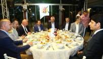 TÜRKIYE GAZETECILER FEDERASYONU - Vali Balkanlıoğlu, Dürüst Gazeteciliğe Dikkat Çekti