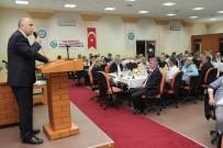 GİRESUN VALİSİ - Vali Hasan Karahan, Sanayi Esnafıyla Buluştu