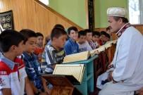 YAZıHÜYÜK - Yazıhüyük Kasabasında Yaz Kuran Kursları 500 Öğrenci İle Başladı